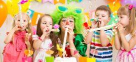 ТОП-5 идей для оформления детского дня рождения