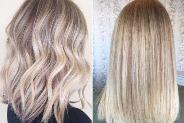 Cожгли волосы мелированием: что делать?