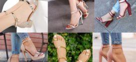 Модные босоножки: тренды 2019