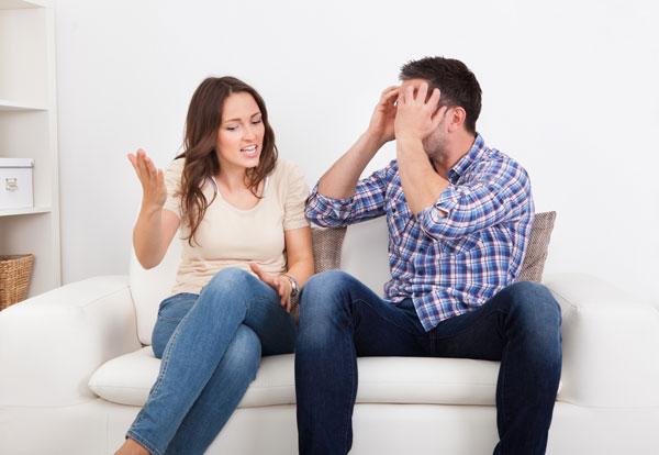 Семейные конфликты. 5 правил поведения
