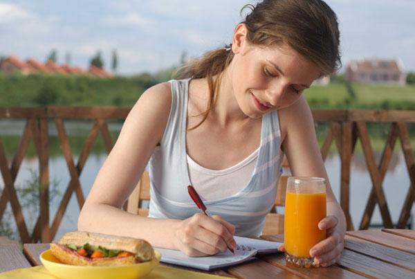 Дневник питания: как вести его правильно