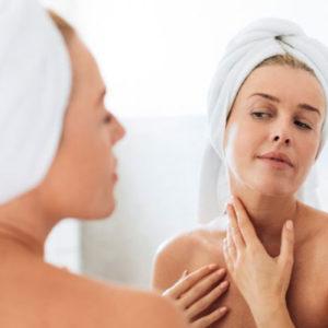 Как избавиться от морщин на шее?
