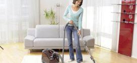 Моющий пылесос — надёжный помощник при генеральной уборке