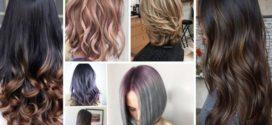 Окрашивание волос 2019: модные тенденции (фото)