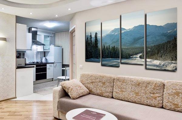 Декор стен в интерьере: самые модные варианты