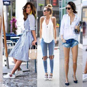 Модные тенденции лета 2019