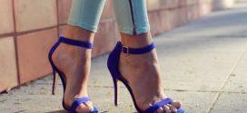 Как выбрать удобные босоножки на каблуке