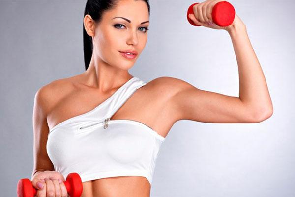 Комплекс упражнений для увеличения груди