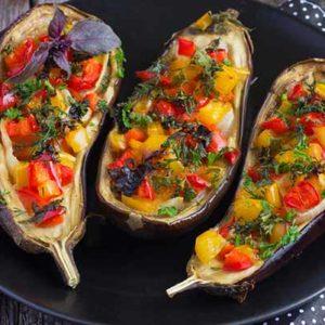 Вкусные овощные блюда