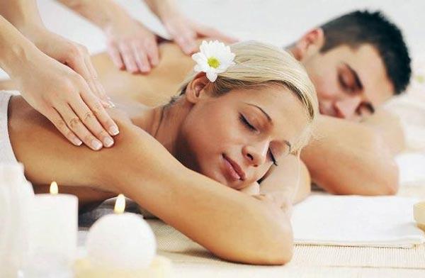 Все разновидности массажа