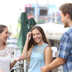 Правила привлечения мужского внимания
