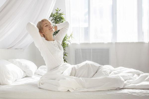 Выбираем постельные принадлежности