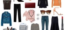 Базовый гардероб, основы и принципы составления