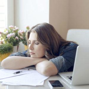 Боремся с хронической усталостью на рабочем месте